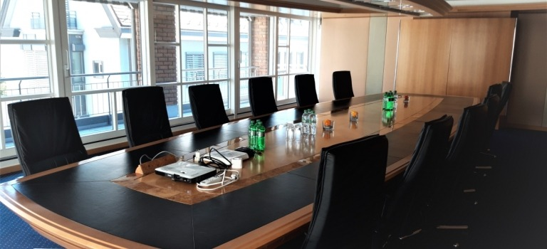 Meeting room with terrace in Zug - 1